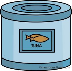 Can clipart tuna