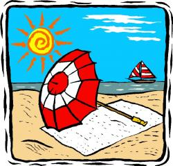 Holydays clipart sunny holiday