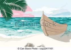 Seashore clipart beach shore
