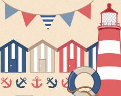 Lighhouse clipart seaside