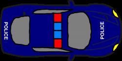 Blue Car clipart car aerial view