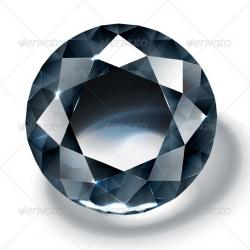 See clipart diamond top
