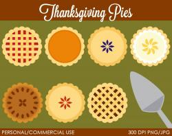See clipart pie top