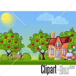 See clipart surroundings