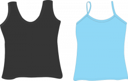 See clipart tank top
