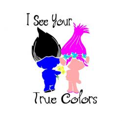 See clipart true