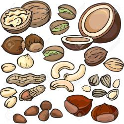 Pistachio clipart mixed nuts