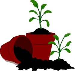Soil clipart soil bag