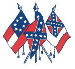 Civil War clipart union flag