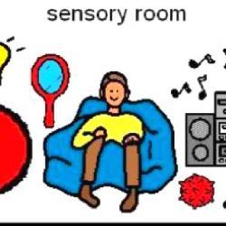 Swing clipart sensory