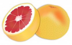 Grapefruit clipart bitter taste