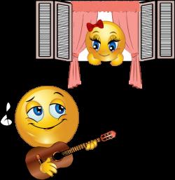 Serenade clipart
