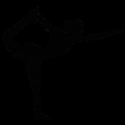 Ballet clipart flexibility