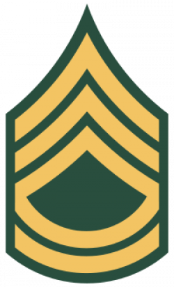 Sergent clipart military officer