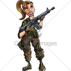 Sergent clipart soldier
