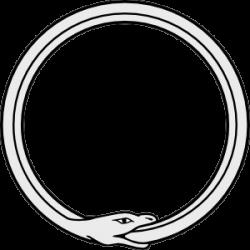 Serpent clipart circle