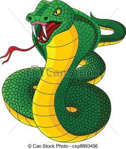 Serpent clipart cobra