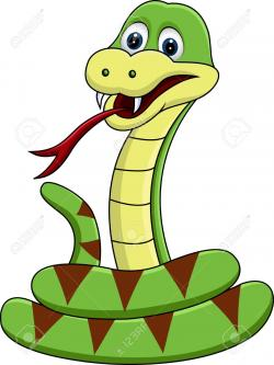 Serpent clipart funny
