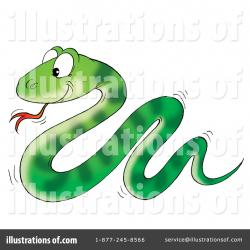 Smooth Green Snake clipart snakes and ladder