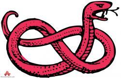 Serpent clipart jungle snake