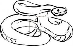 Serpent clipart mad