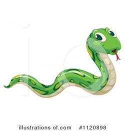 Serpent clipart short