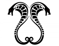Serpent clipart tribal