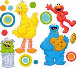Sesame Street clipart big bird