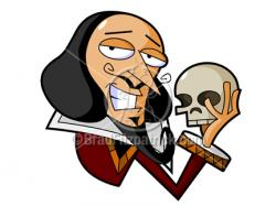 Hamlet clipart cartoon