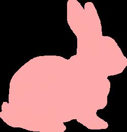 Shaow clipart bunny