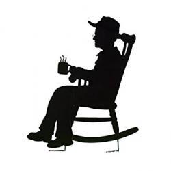 Shadows clipart grandpa
