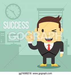 Shaow clipart male office worker