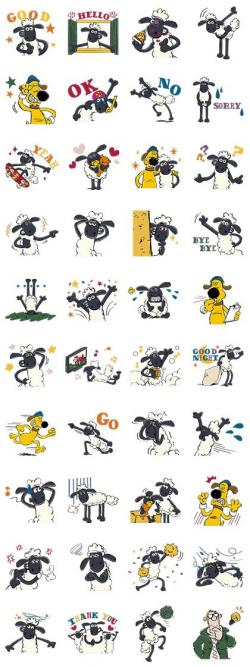 Sheepdog clipart sheep flock