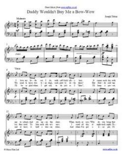 Sheet Music clipart piano notes