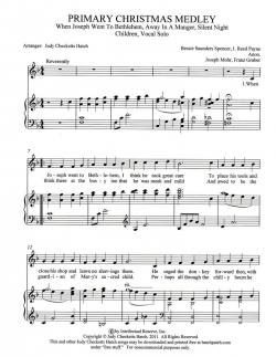 Sheet Music clipart solo singing