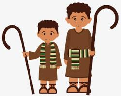 Shepherd Boy clipart