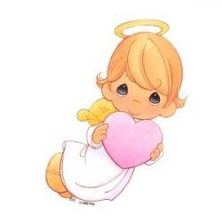 Angel clipart precious moment