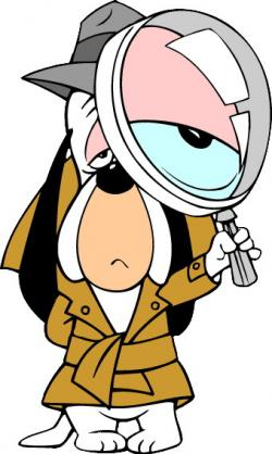 Mystery clipart inspector