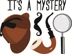 Mystery clipart sherlock
