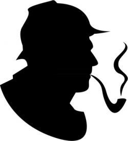 Sherlock Holmes clipart presentation