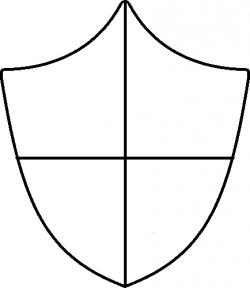 Shield clipart personal