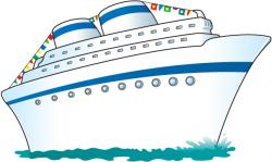 Ferry clipart cruise ship
