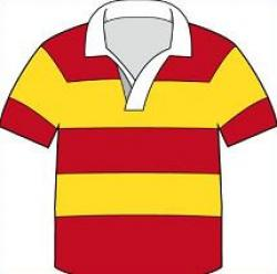 Stripe clipart striped shirt