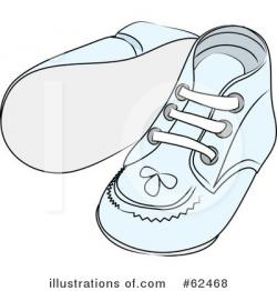 Gym-shoes clipart baby shoe