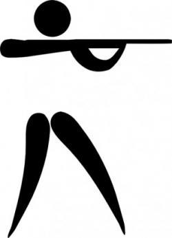 Gun Shot clipart pictogram