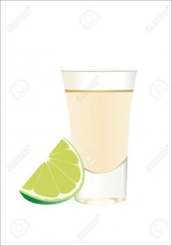 Tequila clipart tequila shot