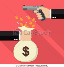 Shooter clipart hand holding