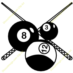 Shooter clipart pool