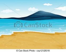 Coast clipart shore