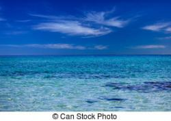 Shoreline clipart blue sea